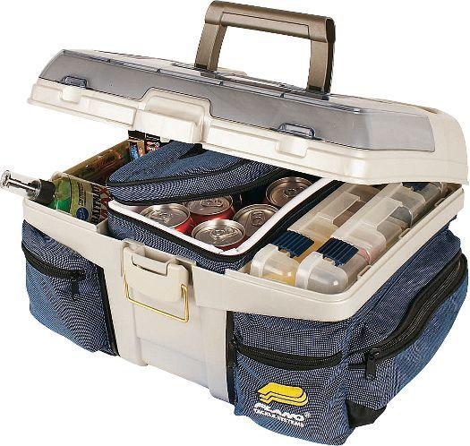 Фото чемодана для рыбалки