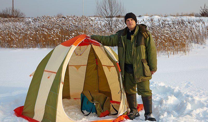Как палатку сделать теплой