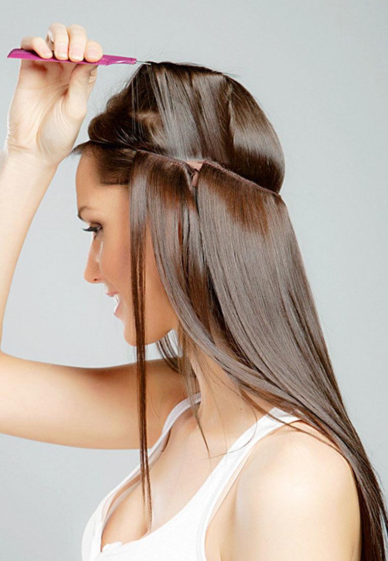 волосы для наращивания с алиэкспресс отзывы