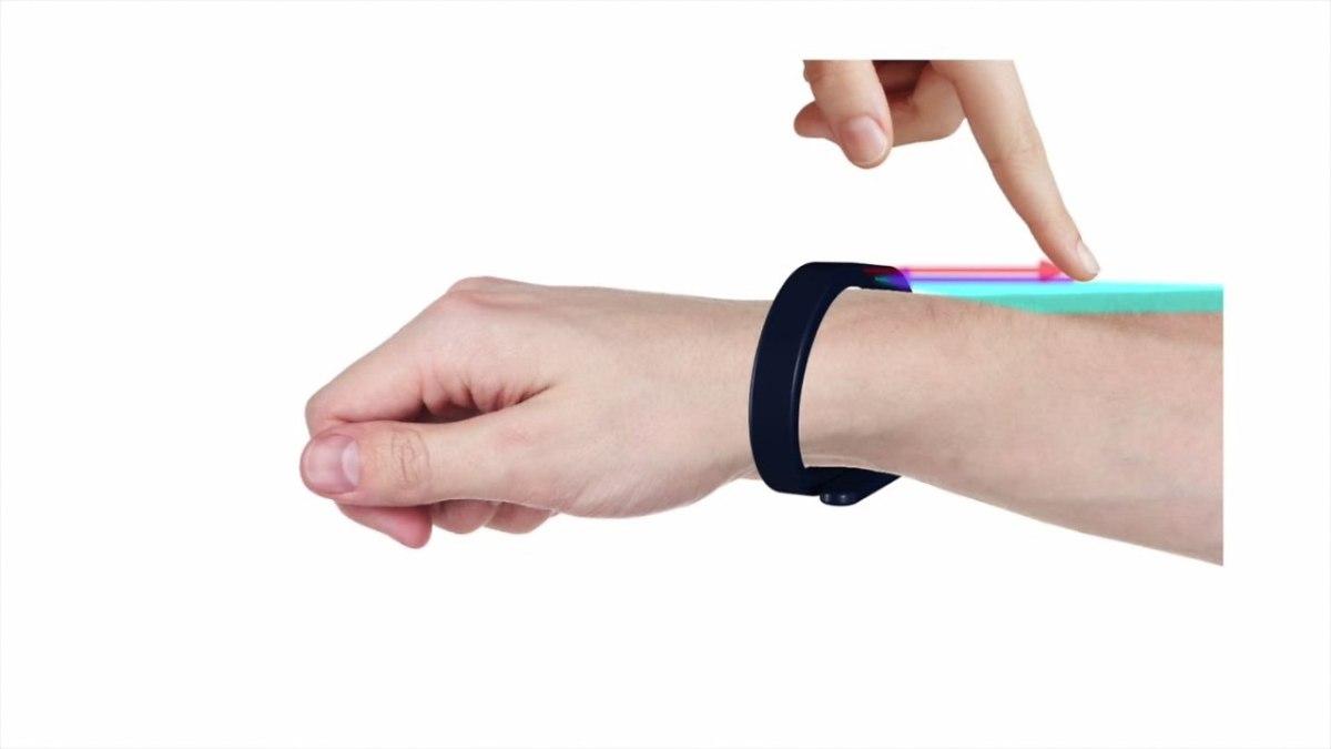 Браслет проектор на руку алиэкспресс